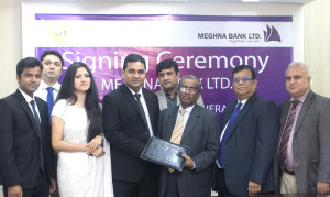 Agreement Picture Meghna Bank And DCPRC