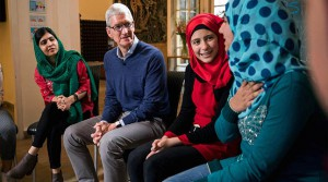 Apple to work with Malala Yusufzai