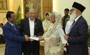 Donation BDT 5 crore to PM on 13-04-18 (1)